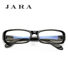 JARA Brand 2016 Men and Women Anti-radiation Reading Glasses Anti-fatigue Computers Glasses Brand New Style Blue Film Eyeglasses