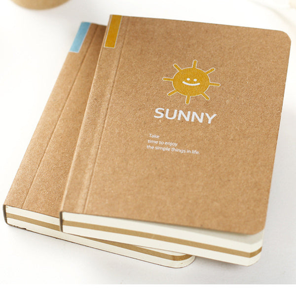 Wholesale Pocket Notebook Mood Story Mini Notebook Small Note Book  Travel Journal Writing Pads 12pcs/lot Free Shipping