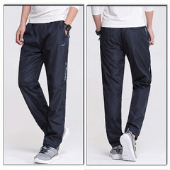 New Best Selling Quick Dry Exercise Full Length Mens Outside Active Pants Trousers - Plus Size 3XL