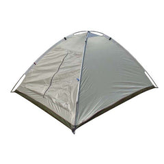 beach ultralight tent camping family couples outdoor camping tent green single Silvering awning party tent
