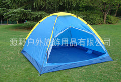 large camping beach tent ultralight camping family couples outdoor camping tent single awning party tent
