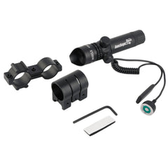 New 5mw 532nm Military Green Laser Sight Scope Pointer Hunting Tactical free shipping