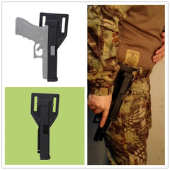 EmersonGear IPSC Competitive model  Quick Release Waist Harnes Tactical Belt Holster for Glock 17 /19/22/23/25 31 32 34 35 37 38