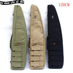Tactical 120CM Heavy Gun slip Bevel Carry Bag Rifle Case shoulder pouch Hunting Backpack Bags for Hunting