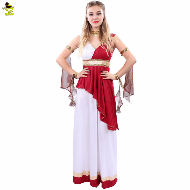 2016 high quality plus size women halloween costumes goddess for adult 160714_a110 - High Quality Womens Halloween Costumes