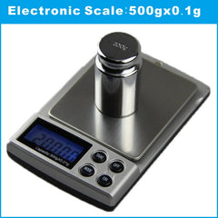 New Arrival 500g x 0.1g Best Digital Scales for Food Diet Kitchen Scale 0.1 Pocket Electronic Weighing Scales 0.1g Hot Sale