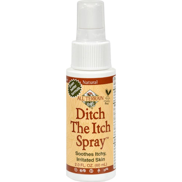 All Terrain - Ditch The Itch Spray ( 2 - 2 FZ): Ditch The Itch Spray