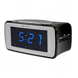 Emerson SmartSet Dual Alarm AM/FM Clock Radio