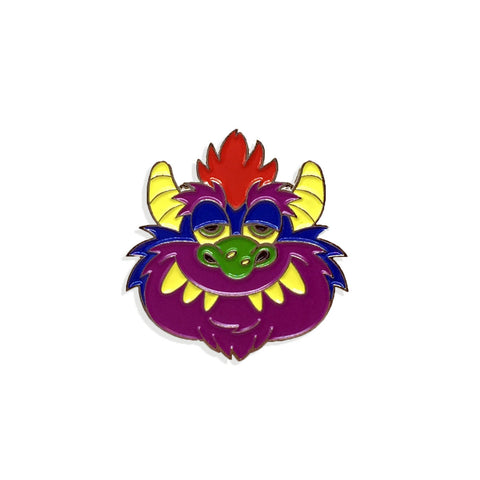 My Pet Monster Enamel Pin
