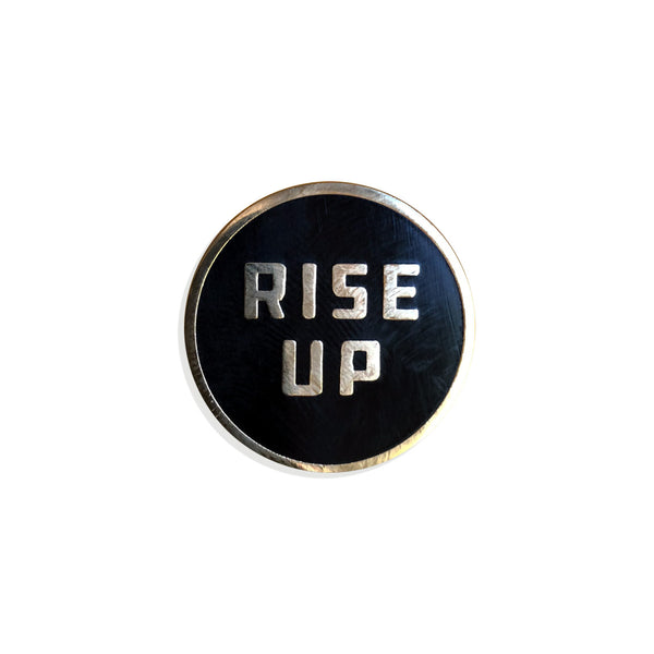 'Rise Up' Hamilton The Musical-Inspired Hard Enamel Pin