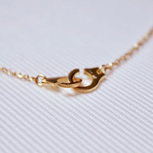 Good Heart Chain Gold