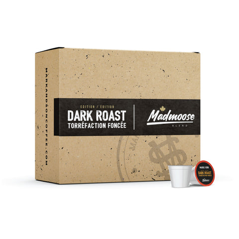 K-Cups® Dark Roast Madmoose Blend - 80 COUNT