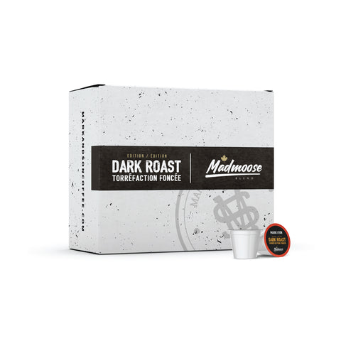 K-Cups® Dark Roast Madmoose Blend - 40 COUNT