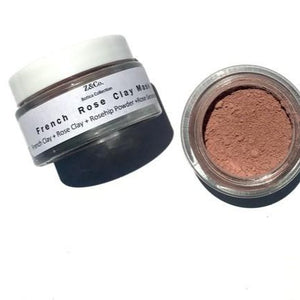 Z&Co. French Rose Clay Mask