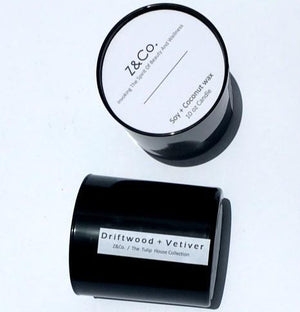 Z&Co. Driftwood Vetiver Candle