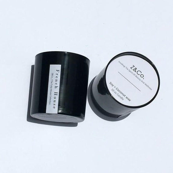 Z&Co. French House Candle