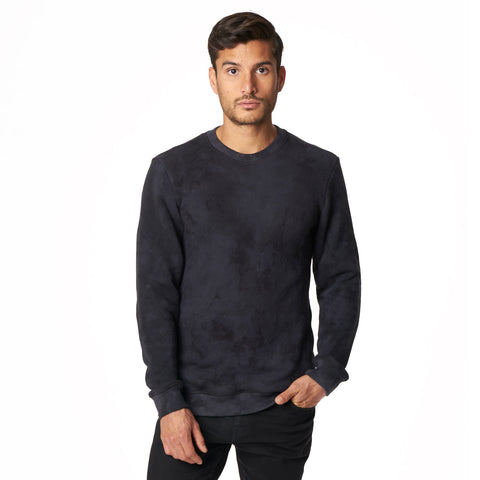 CREWNECK SWEATSHIRT | CHARCOAL CAMO - Mitchell Evan