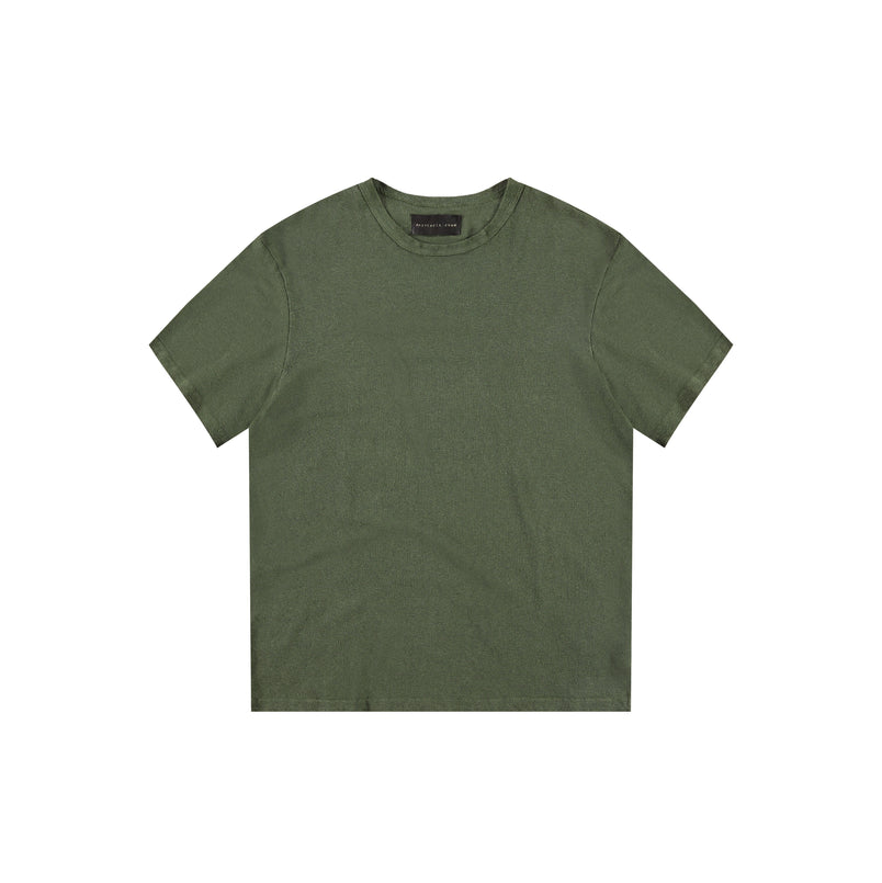 Steve T-Shirt in Green - Mitchell Evan