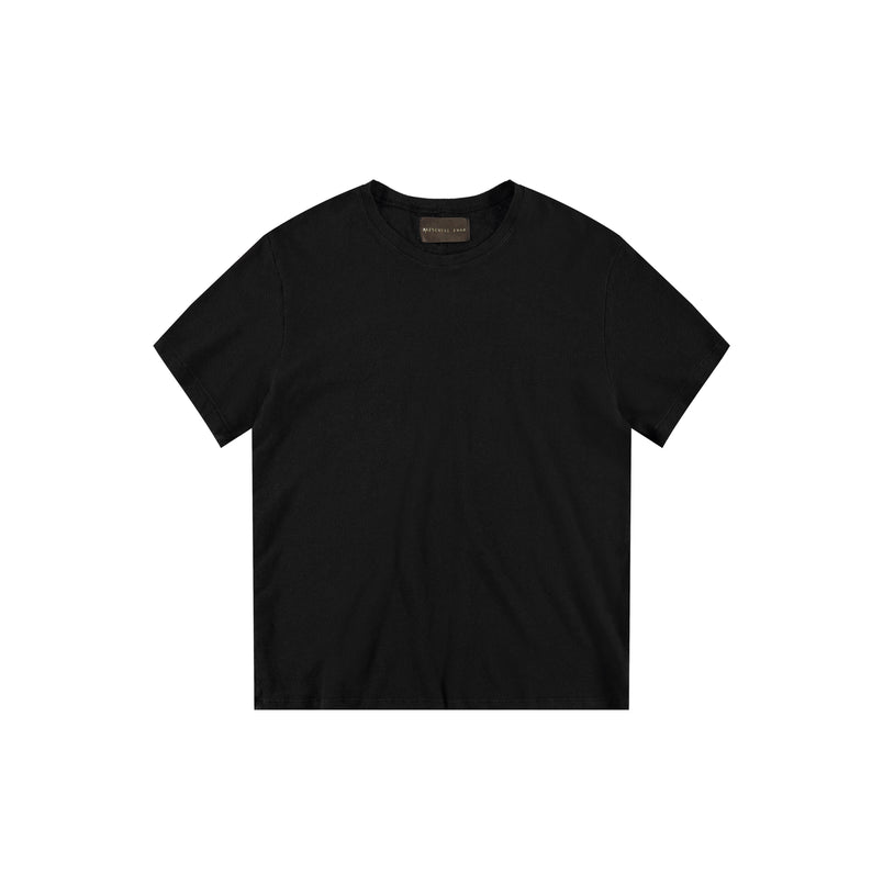 Taz T-Shirt in Bamboo Black - Mitchell Evan