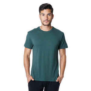 Taz T-Shirt in Pine - Mitchell Evan
