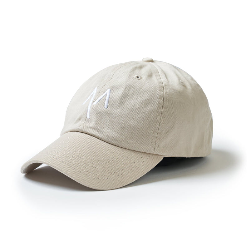 Dad Hat in Cream - Mitchell Evan