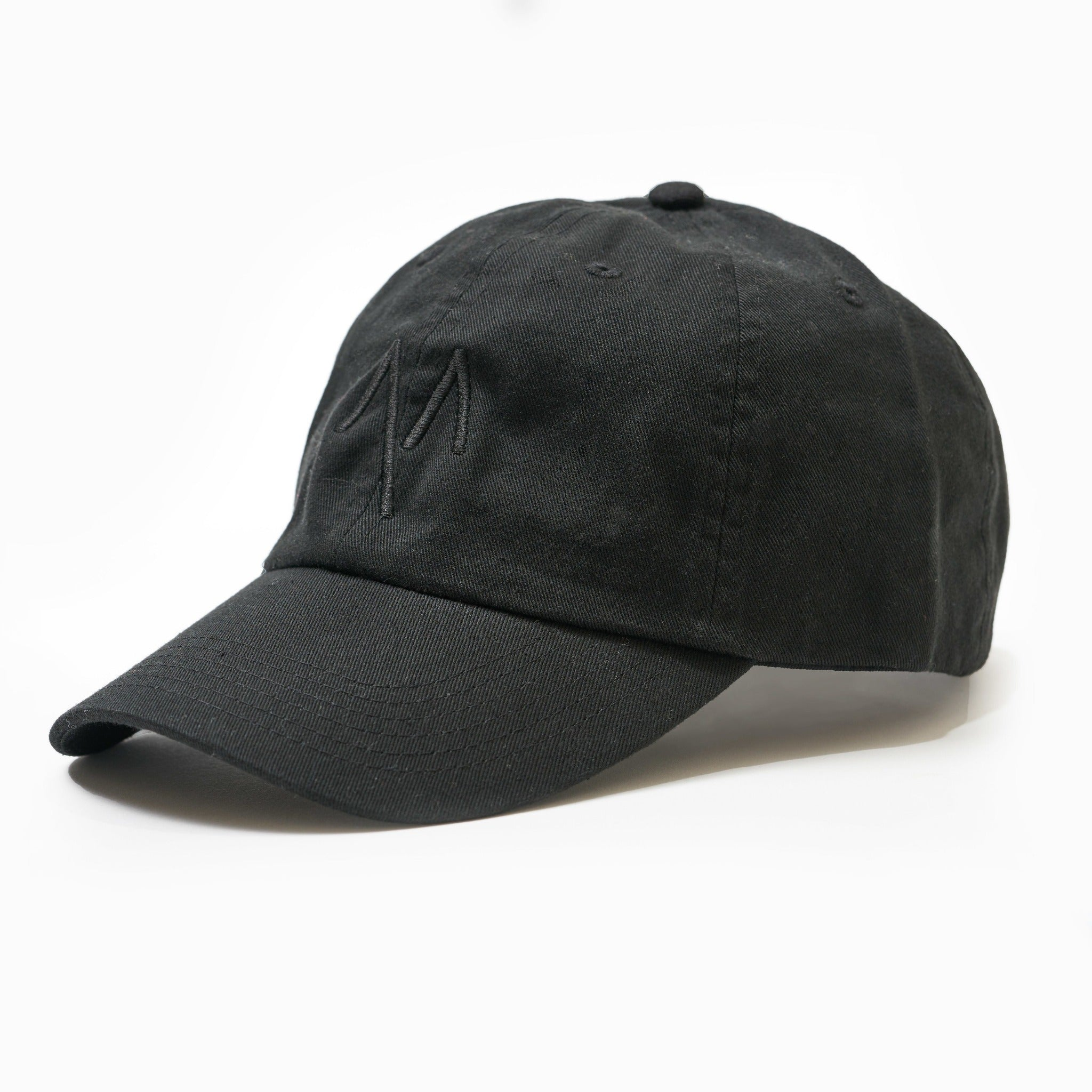 Dad Hat in Black - Mitchell Evan