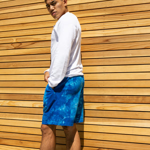 San Diego Shorts in Sapphire
