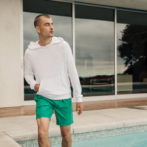 Bondi Trunks in Emerald - Mitchell Evan