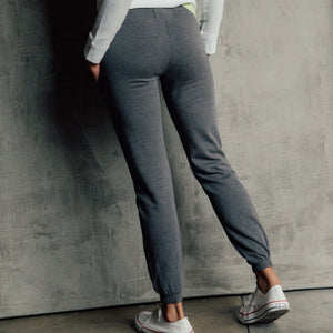 Ace Sweatpants in Charcoal - Women's