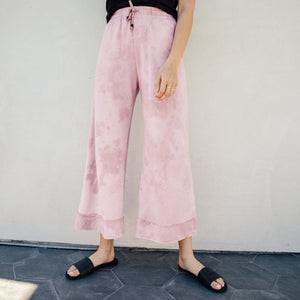 Jet Sweatpants in Pink Lava - Mitchell Evan