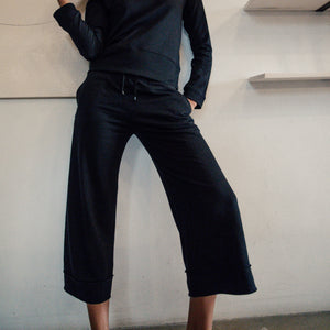 Jet Sweatpants in Black