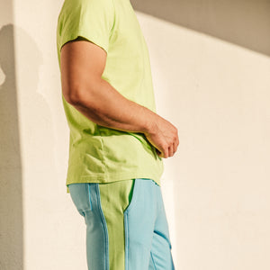 Taz T-Shirt in Lime