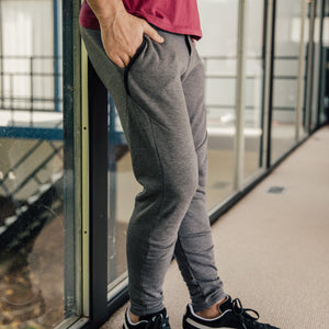 Graham Sweatpants in Charcoal