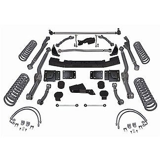"JK 4.5"" LONG ARM KIT    2 DOOR"
