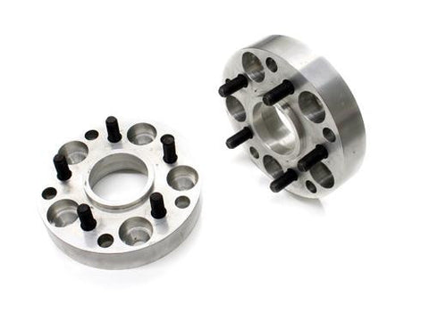 "JK Wrangler 1.25"" Wheel Lug Pattern Adapter-pair"