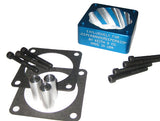 65mm Jeep Throttle body spacer '91-06