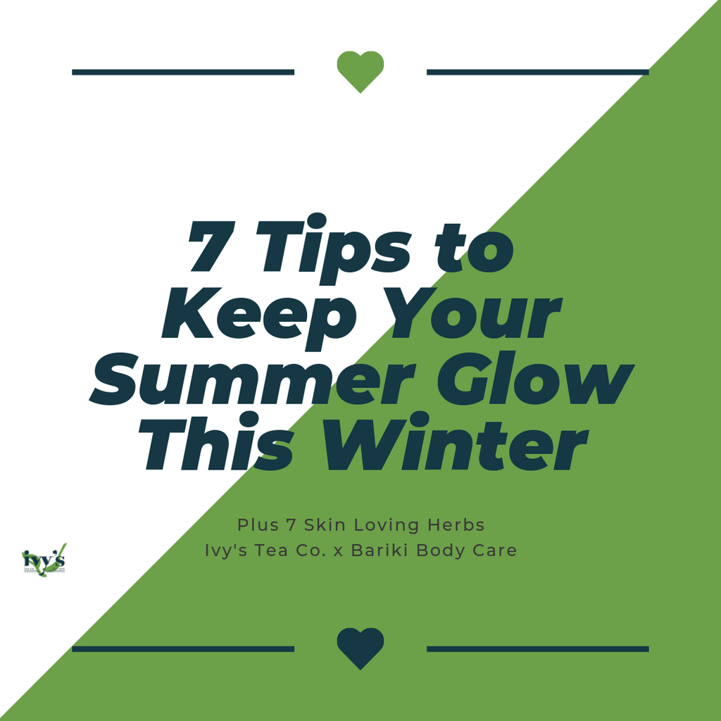 7 Tips to Keep Your Summer Glow This Winter