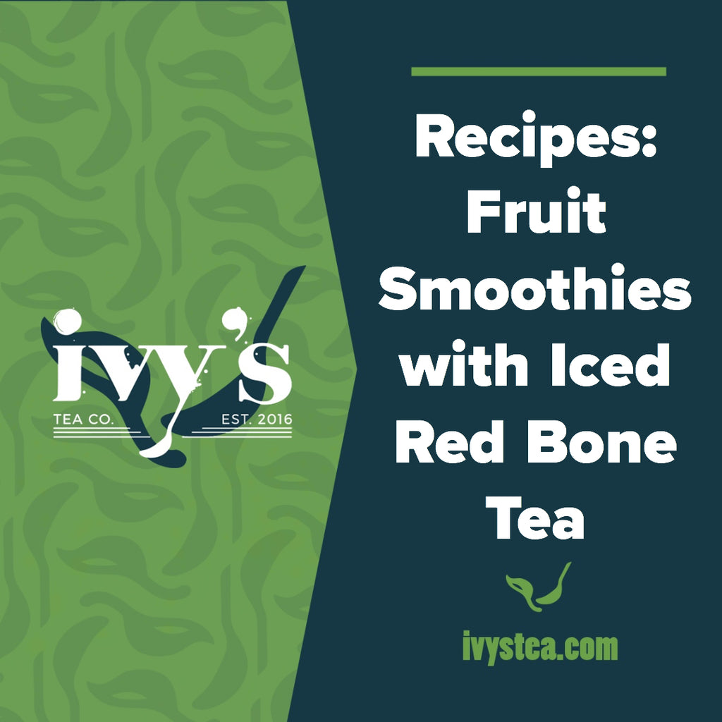 Recipes: Smoothies with Red Bone