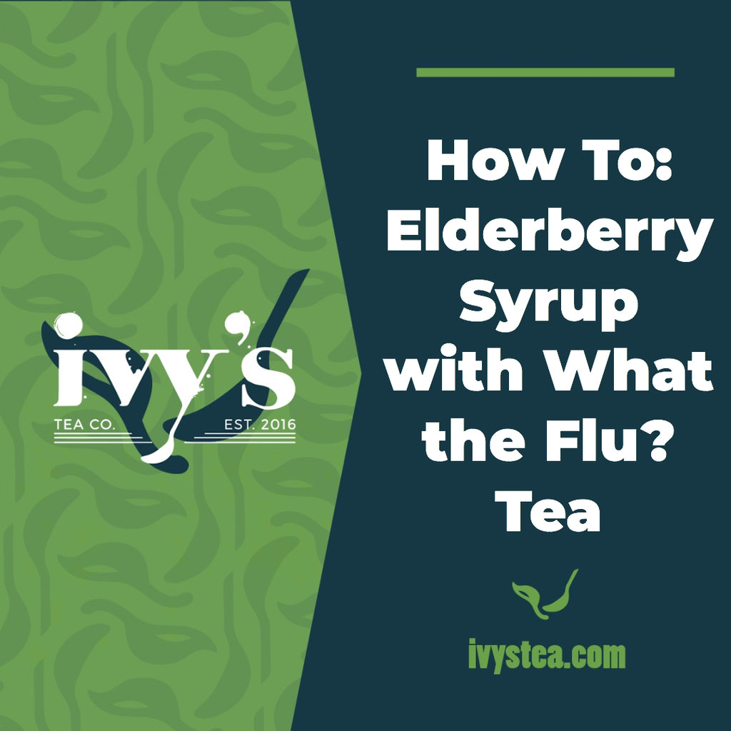 Herbal How To: Elderberry Syrup with WTF?