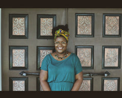Image of Shanae Jones, owner of Ivy's Tea Co