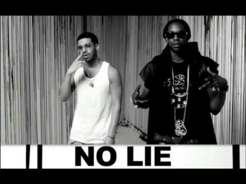 No Lie graphic featuring 2 Chainz and Drake