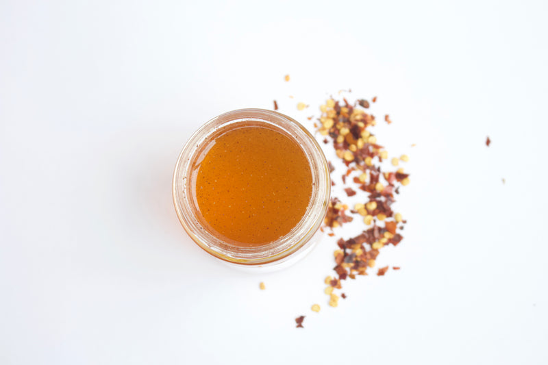 Cut It - Pepper Infused Honey