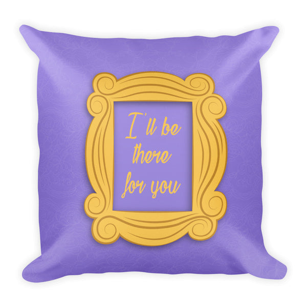 Friends Frame Pillow
