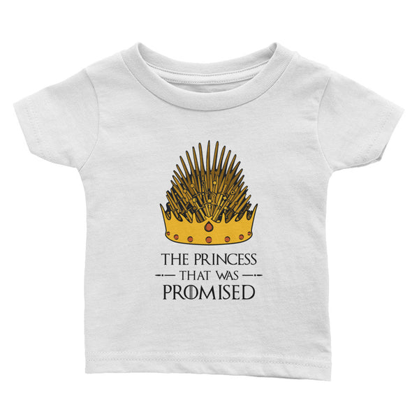 The Princess That Was Promised Baby Tee