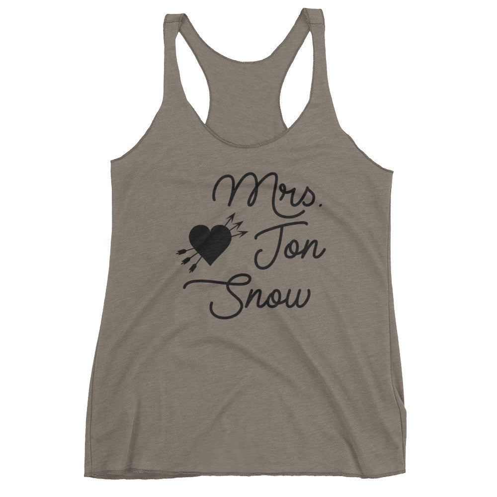 Mrs. Jon Snow Women's Tank Top