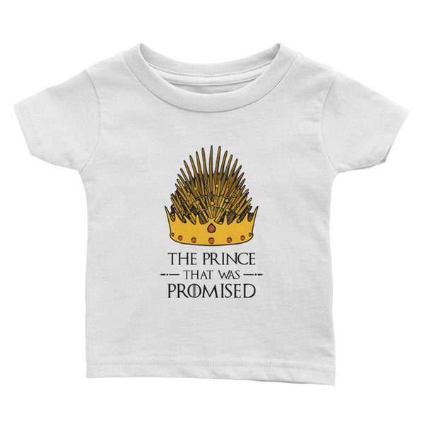 The Prince That Was Promised Baby Tee
