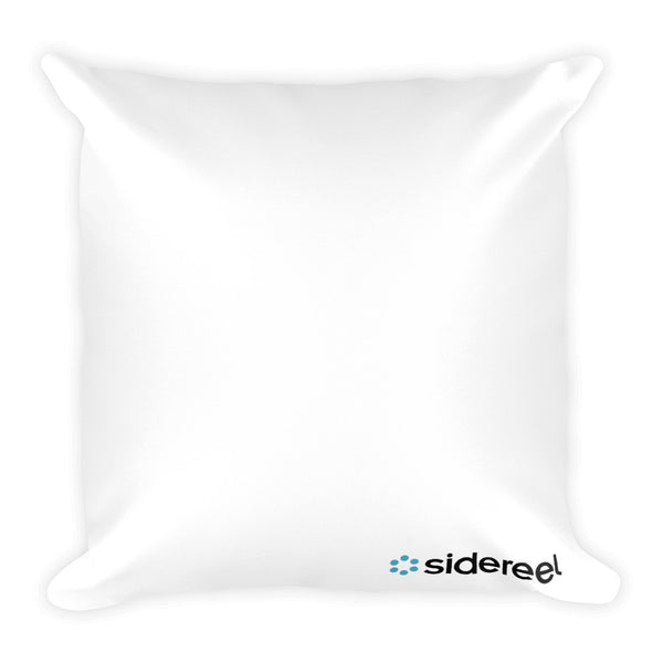 Golden Cats Square Pillow
