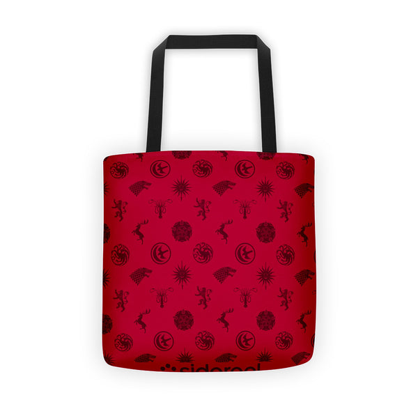 Game of Thrones House Sigils Tote Bag