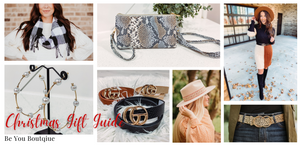 Be You Boutique's Best Gifts For Christmas