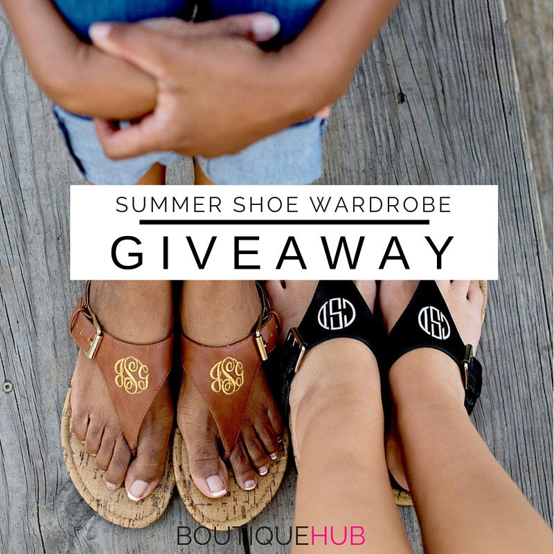 Summer Shoe Giveaway